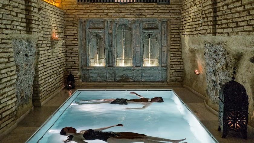 Aire Ancient Baths Almería, vive tu experiencia.