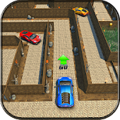 Modern Car Parking in Labirinth 3D Maze