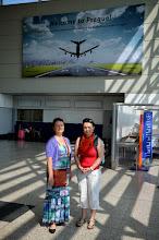 Photo: Na letišti v Praze