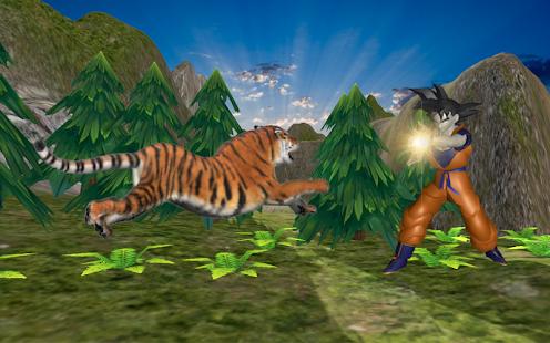 Hero Goku Fighter - náhled