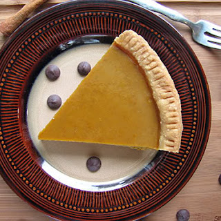 Perfect Pumpkin Pie (Sugar Free?)