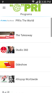 PRI - screenshot thumbnail