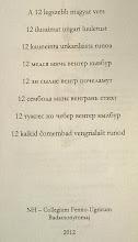 Photo: A 12 legszebb magyar vers