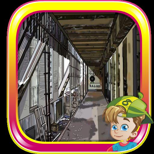 解谜のエセックス郡刑務所からの脱出 LOGO-記事Game