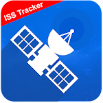 Live ISS Tracker AR - Weather Forecast Updatesw Icon