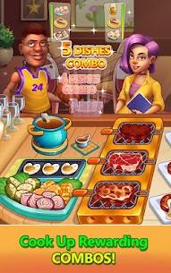 Cooking Tour: Craze Fast Restaurant MOD (Diamonds/Money) 3