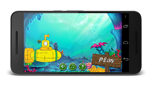 Submarine racing VS Megalodon APK download | APKPure ai