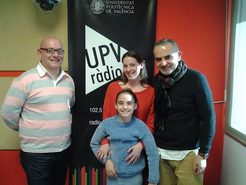 Hablemos de Fallas en UPV-RADIO. Programa nº 72.  Falla Vidal de Canyelles-Sánchez Coello