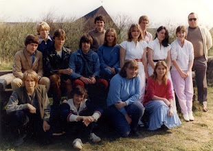 Photo: Realschulklasse 1981