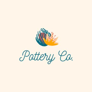 Pottery Co. - Etsy Shop Icon Template