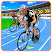BMX Cycle Race - Mountain Bicycle Stunt Rider