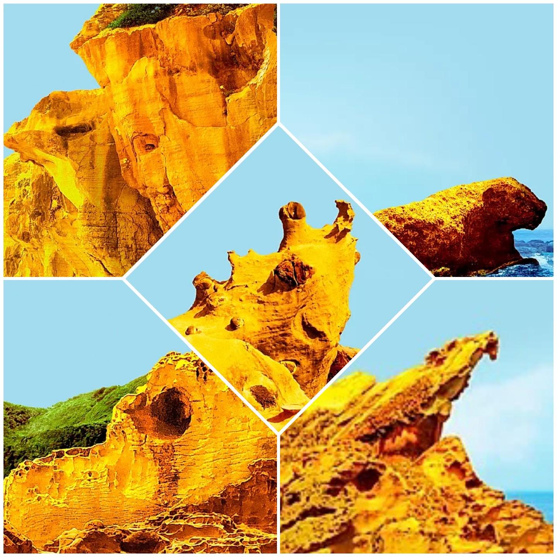 10大守護岩