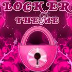 Fiori Pink Theme GO Locker icon