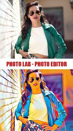 Photo Lab - Art Photo Editor - Magic Photo Effect 1 screenshots 2