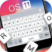 Download OS11 keyboard for phone 8 APK latest version App for PC