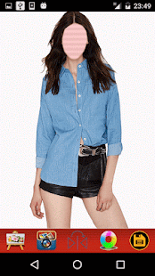 Jeans Shirts for Women - náhled