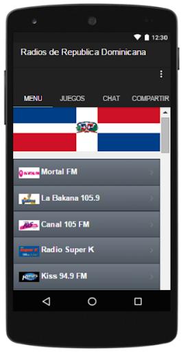 Radios de Republica Dominicana