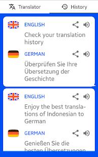 German - English Translator ( Text to Speech ) - náhled