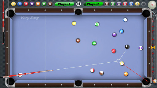 Master billiards : pro offline ball pool 2.1 screenshots 3