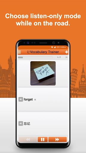 Learn Chinese Words Free 2.6.2 screenshots 3