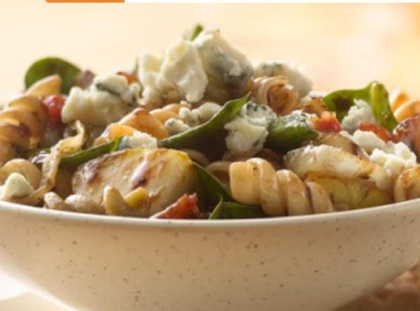 Hot Bacon And Pasta Salad Recipe