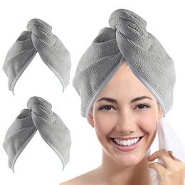 Prosop turban pentru uscarea parului