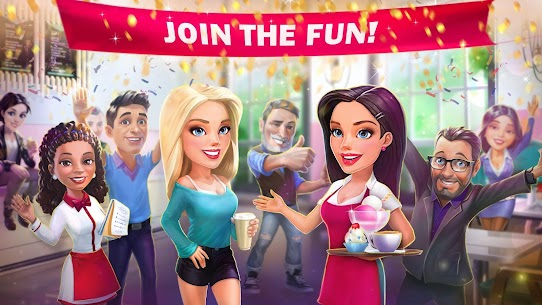 My Cafe: Recipes and Stories Mod Apk 2020.4.6 5