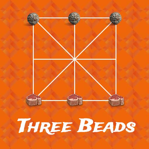 Three Bead (তিন গুটি) - পাইত খেলা