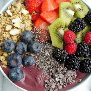 Açaí Smoothie Bowl.