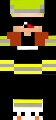 Daniel Nova Skin - Feuerwehr skin fur minecraft pe