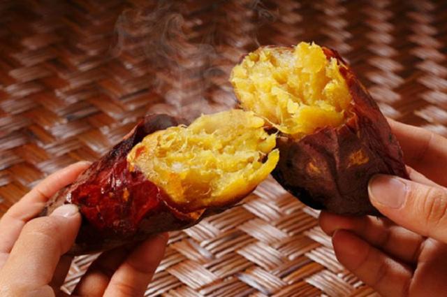 Khoai lang là thực phẩm chứa giá dinh dưỡng cao nhưng năng lượng tinh bột có trong nó rất ít