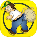 Amazing funny fart sound icon
