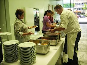 Photo: Der Küchenchef in Aktion!
