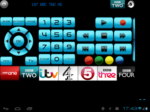 Remote for LG TV & LG Blu-Ray players screenshot 7