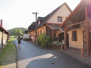 Photo: 05.Wychodząc ze wsi mijamy po drodze piekarnię.