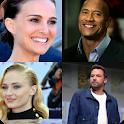 Hollywood movies stars icon