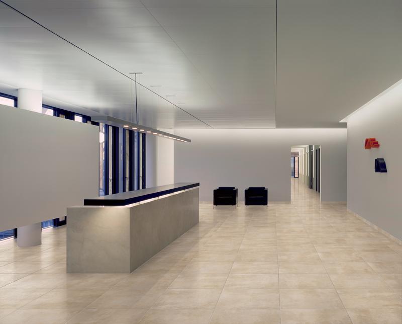 Piastrelle pavimento gres effetto cemento resina maxi formato 1a scelta - Piastrelle maxi formato ...