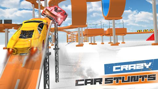 Ultimate Car Stunts : Extreme Car Stunts Racing 3D apktram screenshots 4