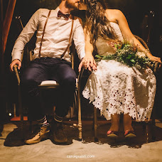 Wedding photographer Carol Guasti (carolguasti). Photo of 15.07.2016