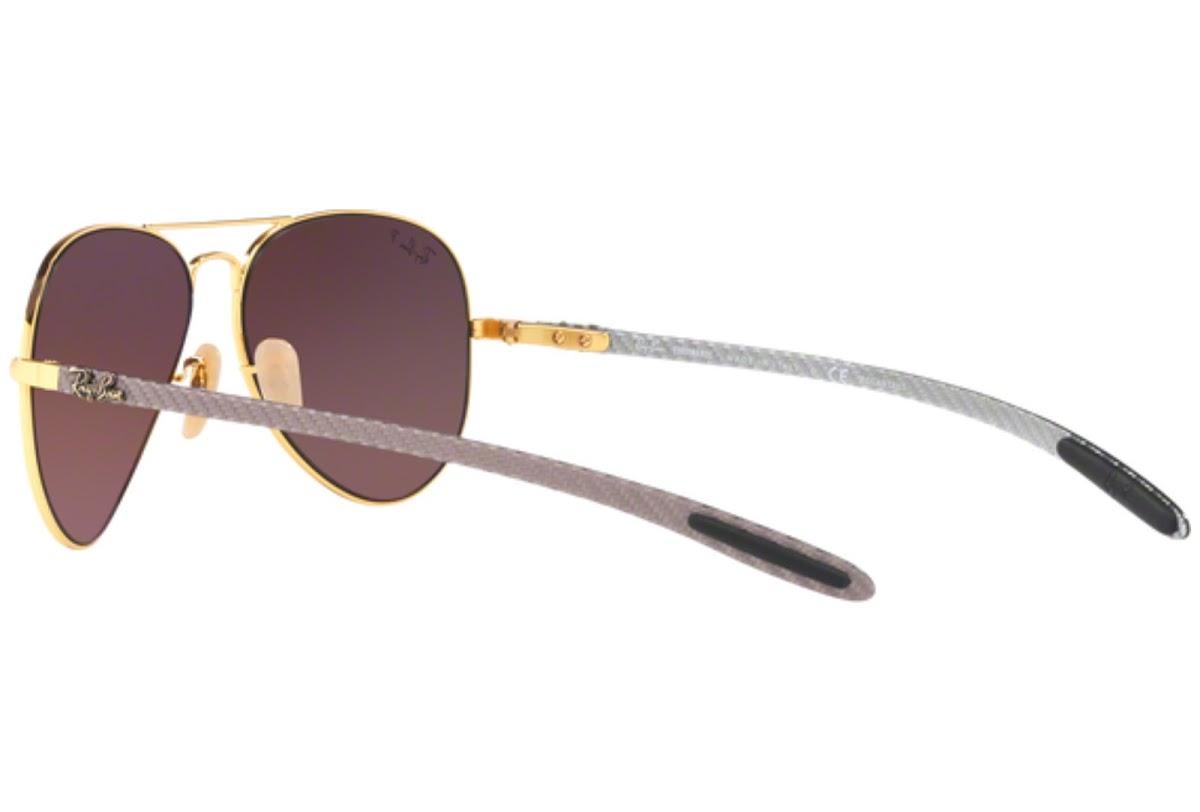 7e2e1bedc23 Polarized Sunglasses Ray-Ban RB8317CH C58 001 6B