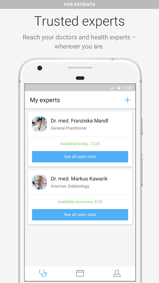 Minxli – Doctor via Video Chat- screenshot