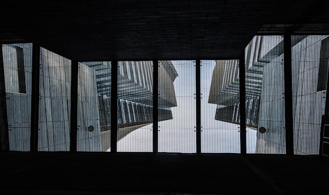 grattacieli da sotto di davide_negro