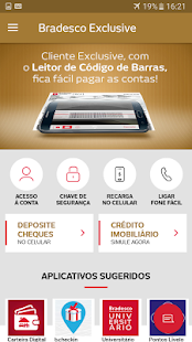 Bradesco Exclusive - náhled