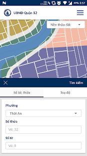Thông tin quy hoạch Quận 12 - náhled
