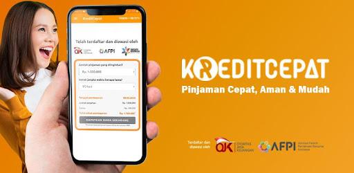 Kreditcepat Pinjaman Uang Dana Tunai Online Cepat Aplikasi Di
