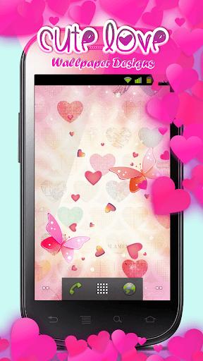 玩個人化App|可爱的動態桌布免費|APP試玩