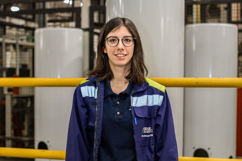 Manon, Ingénieure Process