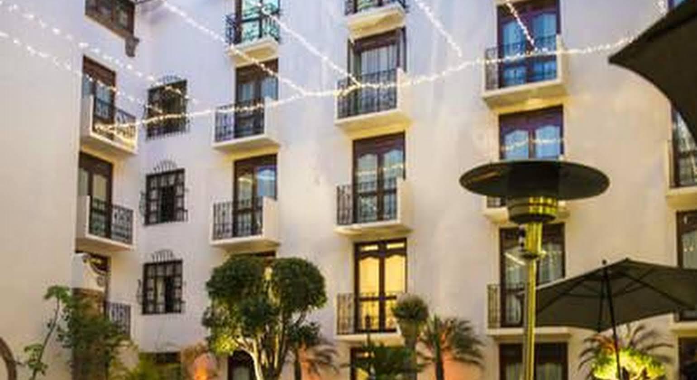 Hotel Posada San Pedro Puebla