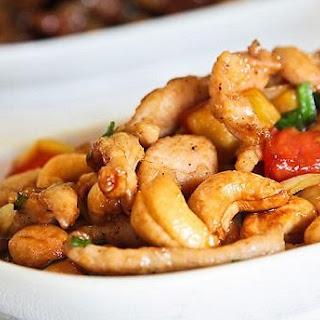 Thai Cashew Chicken – Gai Pad Med
