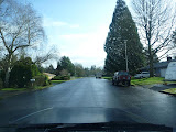 Photo: A street in Vancouver, Washington